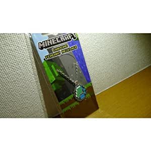 Minecraft Diamond Pendant Necklace 並行輸入品