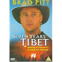 Seven Years in Tibet [DVD]