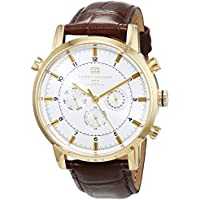 Tommy Hilfiger Men 1790874 Year-Round Analog Quartz Brown Watch