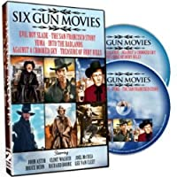 Six Gun Movies [DVD] [Import]