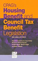 Cpag's Housing Benefit and Council Tax Benefit Legislation
