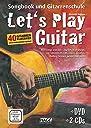 Let 039 s Play Guitar: Songbook und Gitarrenschule DVD 2 CDs. Mit Songs von Eric Clapton, Bob Dylan, Cat Stevens, R.E.M. Oasis, Beatles, Rolling Stones, Green Day uvm