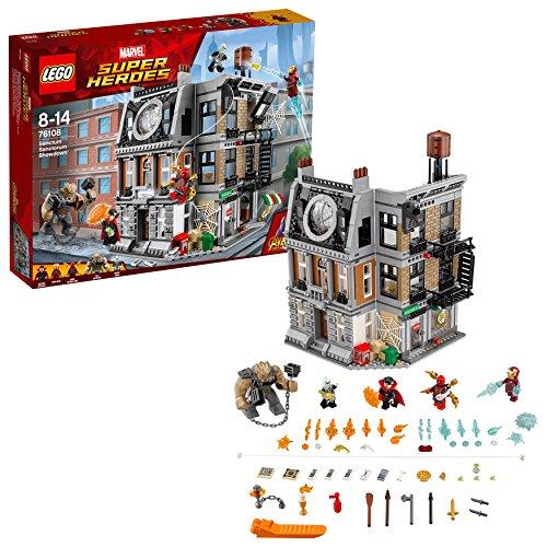 レゴ スーパーヒーローズ 76108 ドクター・ストレンジ...