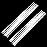 直管形LED蛍光灯110形 昼白色 5000lm 100/200V対応 直結工事必須 (10本入)