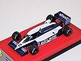 1/43 BBR GASOLINE BRABHAM BT55 #8 1986 Elio De Angelis on leather base (¥ 138,000)