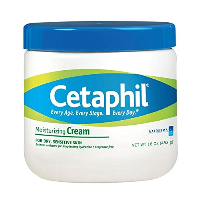 選択なに乱すCetaphil Moisturizing Cream 453g [並行輸入品]