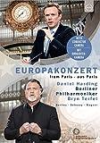 ヨーロッパコンサート・フロム・パリ 2019 (Europakonzert from Paris ~ Berlioz   Debussy   Wagner / Daniel Harding   Berliner Philharmoniker   Bryn Terfel) [DVD] [Import] [日本語帯・解説付]