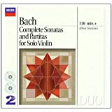 Complete Sonatas & Partitas for Solo Violin