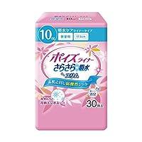 日本製紙クレシア ポイズライナーさらさら吸水スリム微量18P