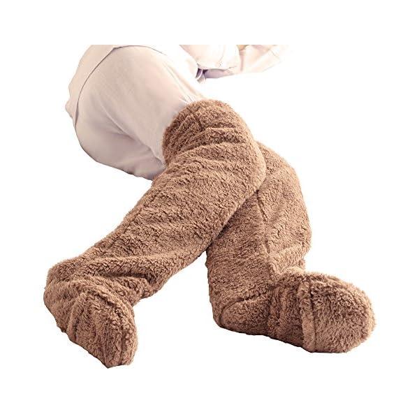 極暖 足が出せるロングカバーの商品画像