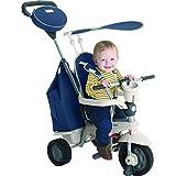 【正規ライセンスモデル】三輪車 かじとり ボヤージュ Smart Trike voyage【日本正規品】 (ブルー)