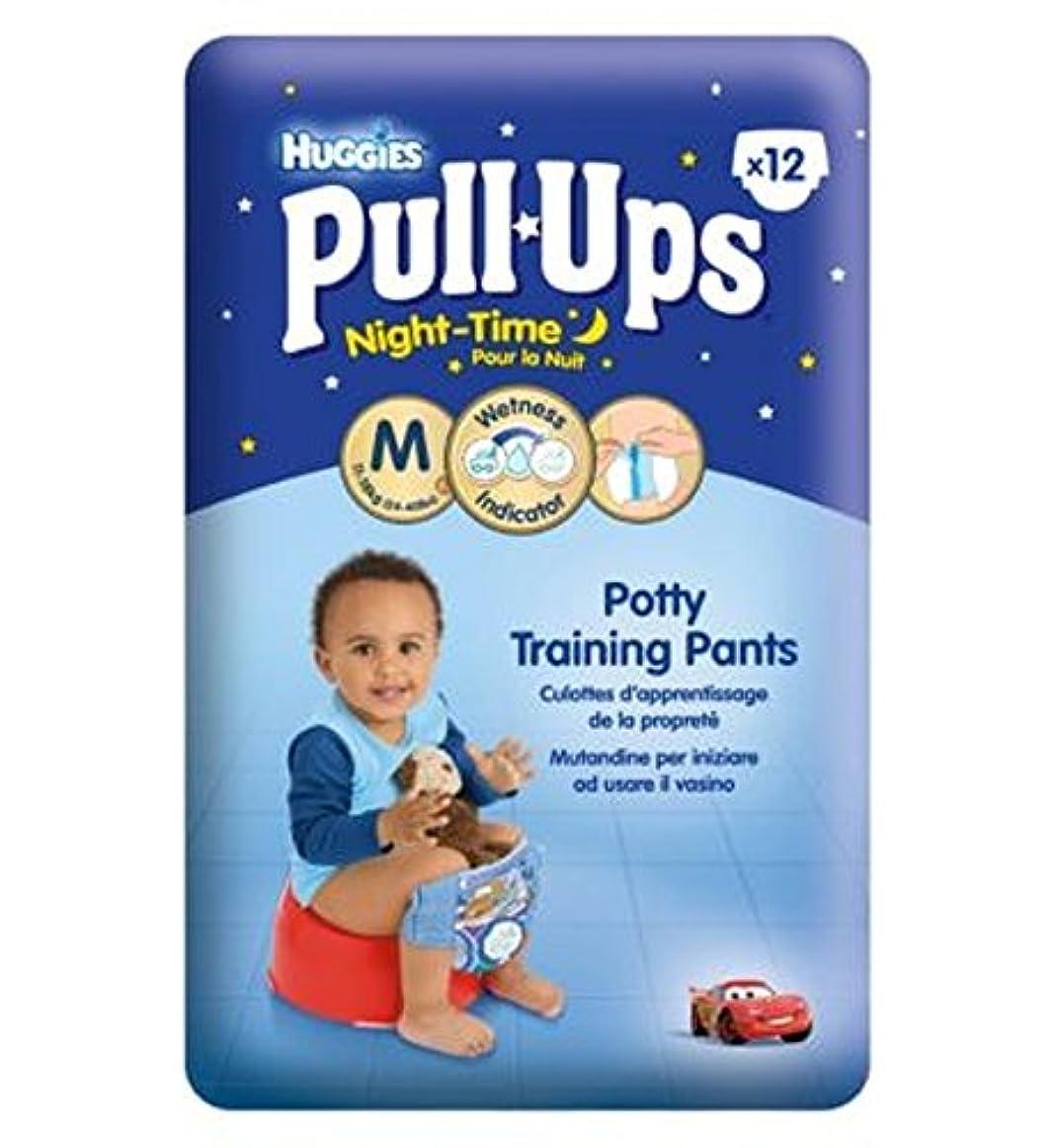 Huggies? Pull-Ups? Disney-Pixar Cars Night-Time Boys Size 5 Potty Training Pants - 1 x 12 Pants - Huggies?プルUps...