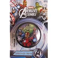 MARVEL Avengers Assemble LIGHT UP YO YO Avenger Yo-Yo LIGHTS UP When it SPINS by Marvel [並行輸入品]