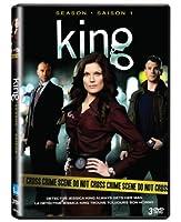 King - Season 1 (Saison 1) (3-disc set)