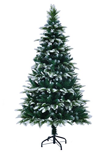スノークリスマスツリー 120cm 150cm 2サイズ選択...