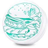 Swanicoco AC burger Cushion Only (Yellow Base)