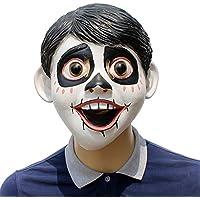 ハロウィンホラーマスク、チャイルドフェイスマスク、クリエイティブな面白いヘッドマスク、ラテックスVizardマスク、コスチュームプロップトカゲマスク
