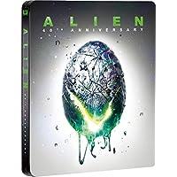 【Amazon.co.jp限定】エイリアン 製作40周年記念版 スチールブック仕様(2枚組)[Blu-ray+4K ULTRA HD]