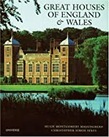 Great Houses of England and Wales (Universe Architecture Series)