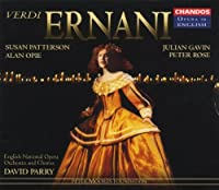 Ernani (Sung in English)