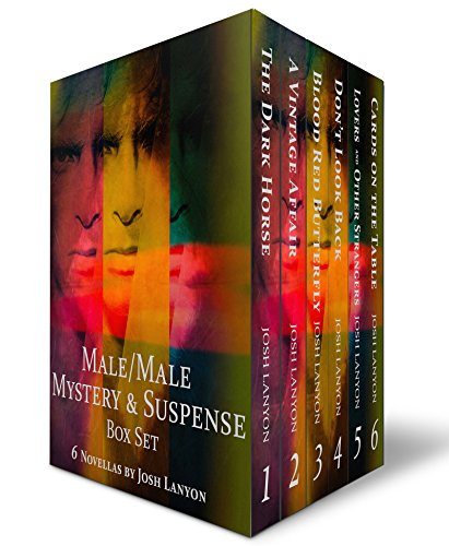 Male/Male Mystery and Suspense Box Set: 6 Novellas (English Edition)