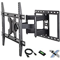 Catalyst Tilt-Swivel Wall Mount with 6 Feet HDMI Cable, Cable Ties and Leveler for 42 to 70-Inch Screen [並行輸入品]