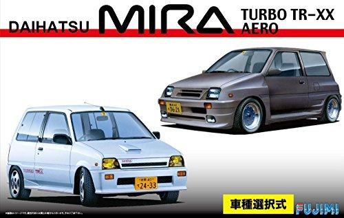 1/24 inch up series No.153 Daihatsu Mira Turbo TR-XX / Aero by Fujimi Model [並行輸入品]