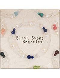 STONE WORLD パワーストーン 天然石 ブレスレット 1月誕生守護石
