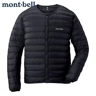 mont-bell スペリオダウン ラウンドネックジャケット