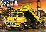 フジミ模型 1/32 トラックシリーズ TR3 三菱ふそうキャンター T200系 S51 ダンプ仕様