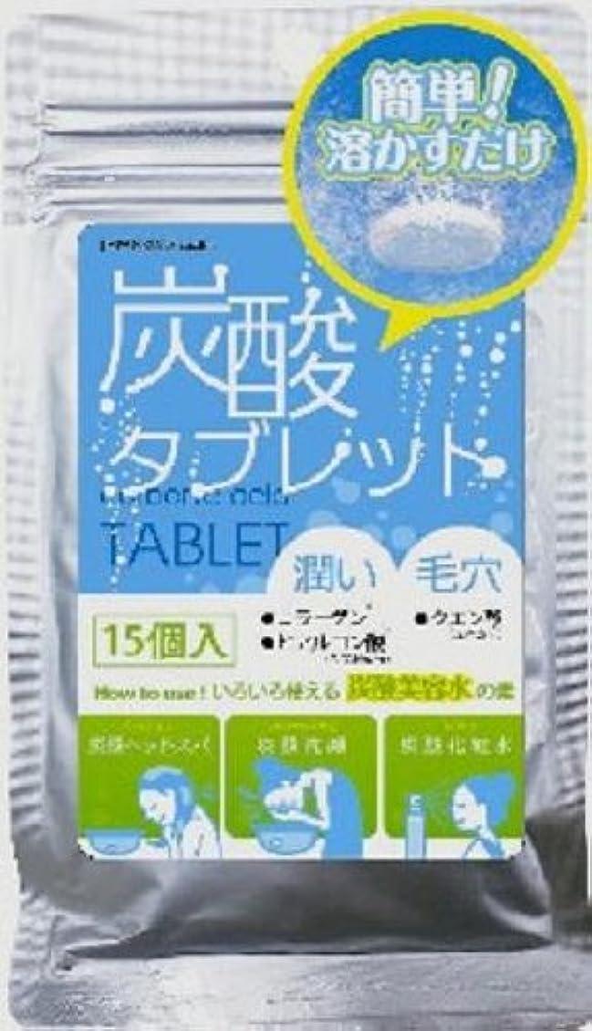 ログ工業化する炭酸タブレット(N)単品