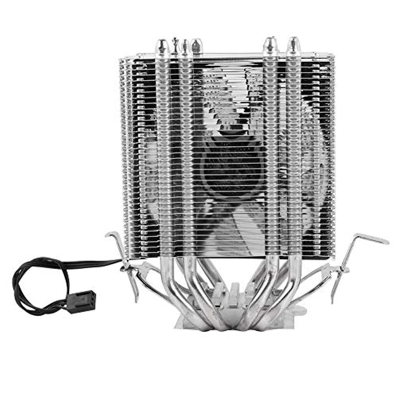スイ白菜バージンZer one CPUファン4ヒートパイプCPUクーラーヒートシンク