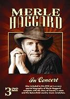 Merle Haggard in Concert [DVD] [Import]