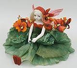 若月まり子 お花の妖精人形 エルフィンフローリー:ナスタチウム(レッド)