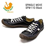 (スピングルムーヴ)SPINGLEMOVE spm110-05 スニーカー SPINGLE MOVE SPM-110/ Black L26.5cm Black