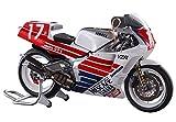 ハセガワ 1/12 ヤマハ YZR500 (0WA8) 1989 全日本ロードレース選手権 GP500 ハセガワ 21718
