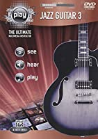 Alfred's Play Series Jazz Guitar: Volume 3 [DVD] [Import]