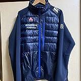 /ラグビー 日本代表 2018年冬モデル 支給品 XL カンタベリー canterbury 正規品 ユニフォーム ジャージ ダウンジャケット 中綿