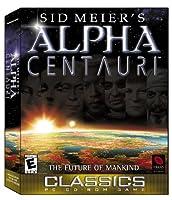 Alpha Centauri (Jewel Case) (輸入版)