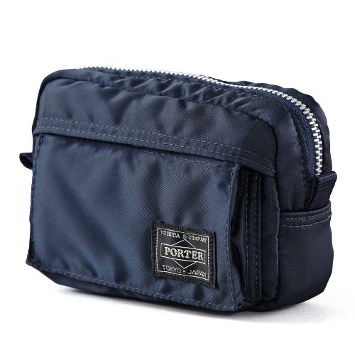 (ヘッド・ポーター) HEAD PORTER | TANKER-ORIGINAL | POUCH NAVY