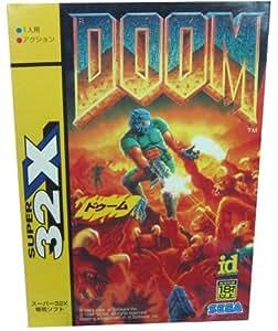 DOOM  32X 【メガドライブ】