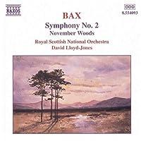 バックス:交響曲第2番/交響詩「11月の森」