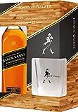 ジョニーウォーカー ブラックラベル 12年 グラス付き ギフトボックス 700ml