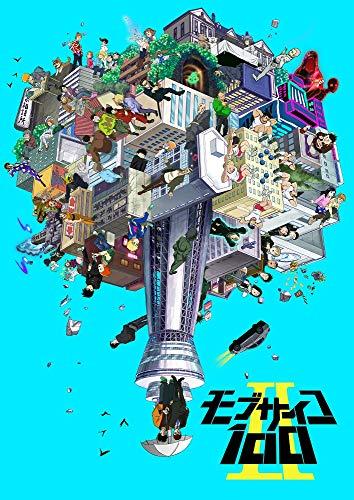 モブサイコ100 Ⅱ vol.001 (初回仕様版/2枚組) [Blu-ray]