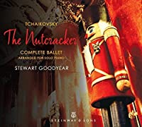 Tchaikovsky: The Nutcracker by Stewart Goodyear