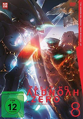 Aldnoah.Zero - 2.Staffel - DVD 8: Deutsch