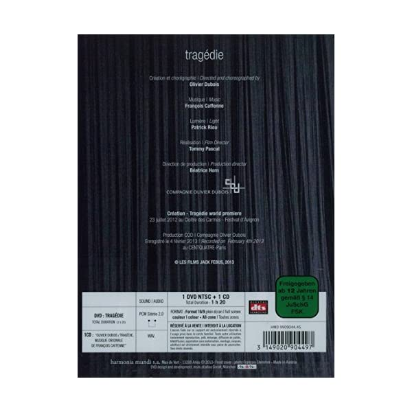 Tragedie [DVD] [Import]の紹介画像2