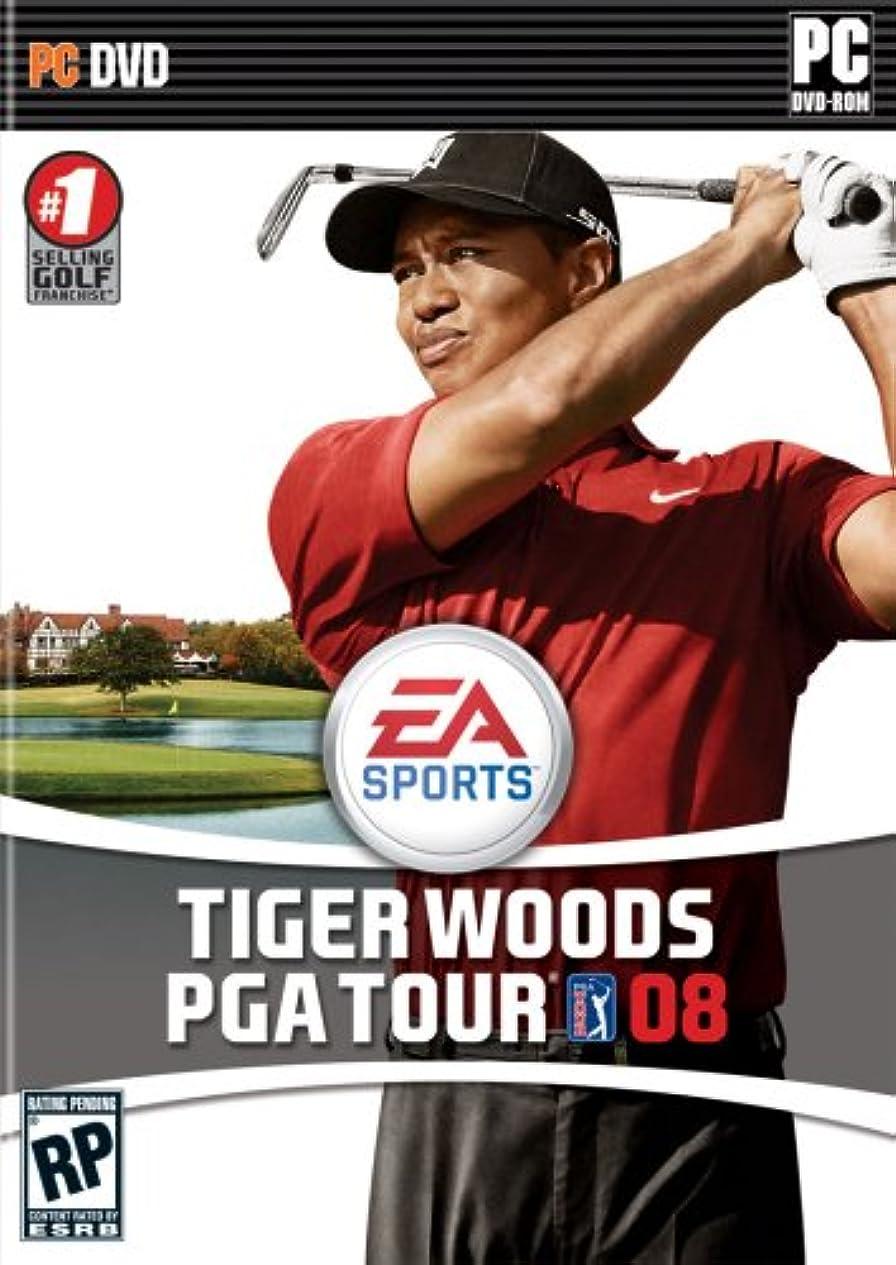 のど図書館耐えられないTiger Woods PGA Tour 08 (輸入版)