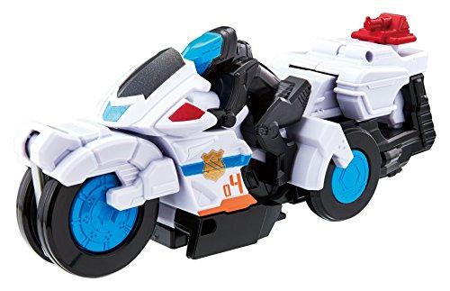 快盗戦隊ルパンレンジャーVS警察戦隊パトレンジャー VSビークルシリーズ DXトリガーマシンバイカー