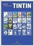 ペーパーバック版 タンタンの冒険6冊セット2